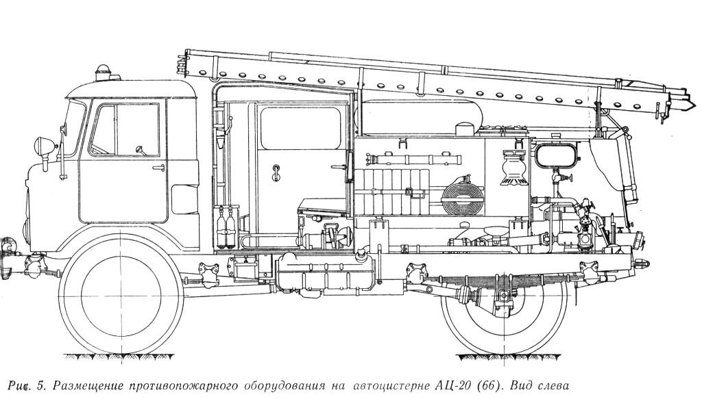 Гибрид ГАЗ-24 с ГАЗ-66